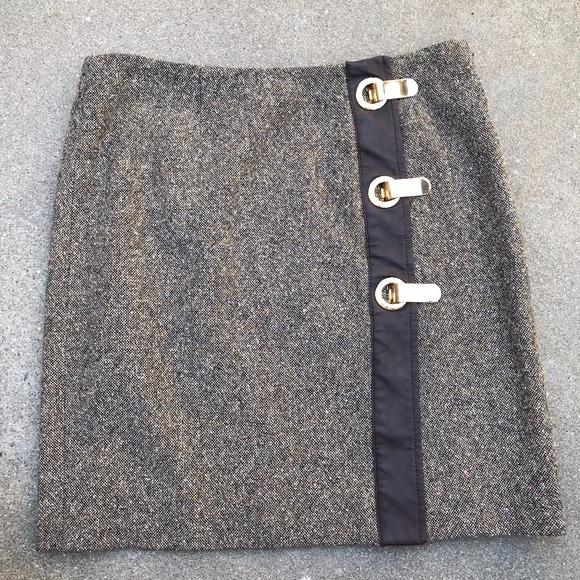 MICHAEL Michael Kors Dresses & Skirts - MICHAEL Michael Kors Clasp Mini Skirt 4 #57